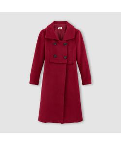Molly Bracken | Пальто-Плащ Длинное 4 Пуговицы
