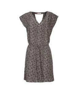 SCENARIO | Платье С Короткими Рукавами И Завязками На Поясе