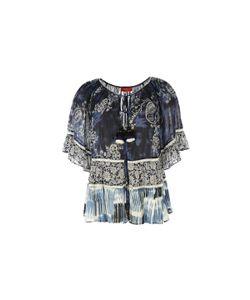 Rene Derhy | Блузка С Короткими Рукавами И Рисунком