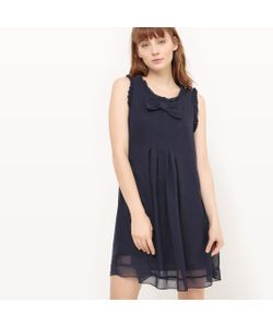 Molly Bracken | Платье Короткое С Бахромой И Бантом Спереди