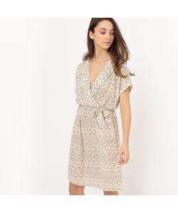 Vero Moda | Платье В Стиле Каш-Кер С Короткими Рукавами