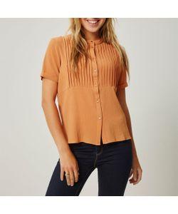 Vero Moda | Рубашка С Короткими Рукавами