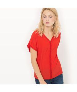 SUD EXPRESS | Блузка Объемная С Короткими Рукавами