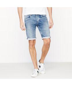 Pepe Jeans London | Шорты Из Денима Track Short Из Хлопка Стретч