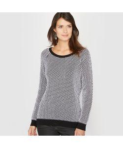 ANNE WEYBURN | Пуловер Из Рельефного Трикотажа 50 Хлопок