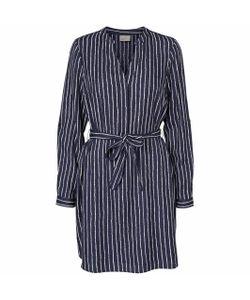 Vero Moda | Платье С Длинными Рукавами Длина До Колен В Горошек