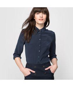 atelier R | Рубашка Из Шелка С Длинными Рукавами