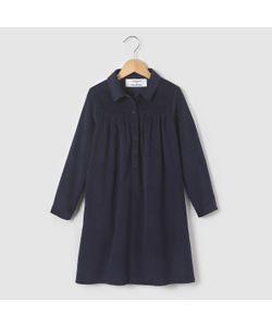 abcd'R | Платье-Рубашка Из Велюра Collector 3-12 Лет