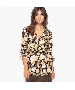 ANNE WEYBURN | Блузка С Рисунком Из Вискозы