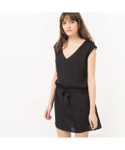 Kaporal 5   Платье Короткое Без Рукавов Однотонное