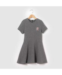 abcd'R | Платье Расклешенное Из Мольтона 3-12 Лет