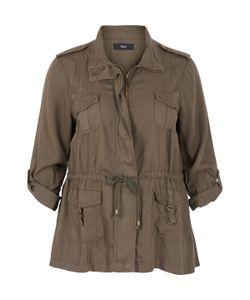 Zizzi   Куртка В Стиле Милитари