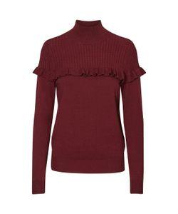 Vero Moda | Пуловер С Воротником-Стойкой Из Тонкого Трикотажа