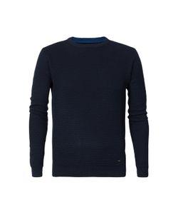 PETROL INDUSTRIES | Пуловер Из Тонкого Трикотажа