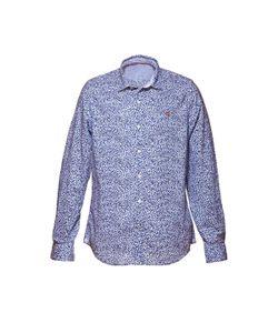 Napapijri | Рубашка Gisborme С Рисунком Облегающий Покрой