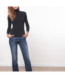 JOE RETRO | Пуловер С Высоким Воротником