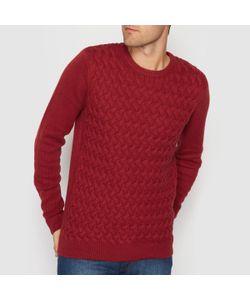 R essentiel | Пуловер С Круглым Вырезом И Узором Косы