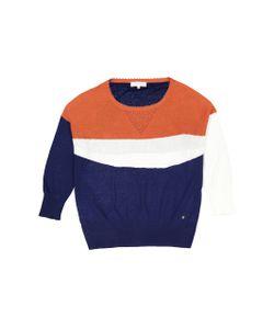 JOE RETRO | Пуловер С Круглым Вырезом Из Хлопка