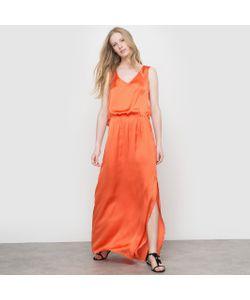 R édition | Длинное Платье Из Сатина