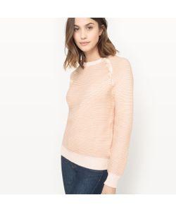 R essentiel | Пуловер Хлопковый С Круглым Вырезом