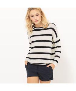 SUD EXPRESS | Пуловер С Круглым Вырезом Из Хлопка