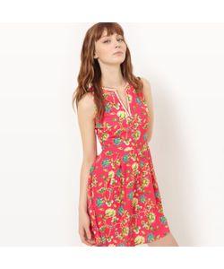 Molly Bracken | Платье Без Рукавов С Цветочным Рисунком