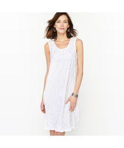 ANNE WEYBURN | Платье Из Джерси С Жатым Эффектом