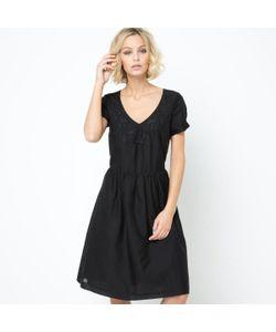LAURA CLEMENT | Платье С Вышивкой 22 Шелка