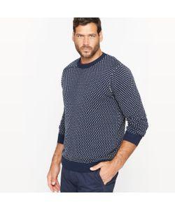 CASTALUNA FOR MEN | Пуловер Двухцветный Из Жаккардового Трикотажа
