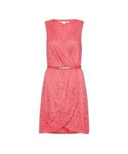Yumi | Платье Из Кружева Без Рукавов С Поясом