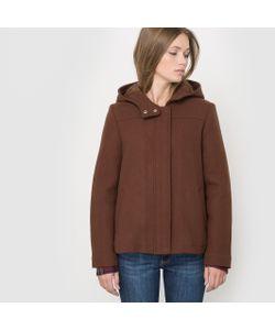 R essentiel | Пальто Короткое 50 Шерсти