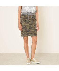 Sweet Pants | Юбка С Камуфляжным Принтом T Print Skirt