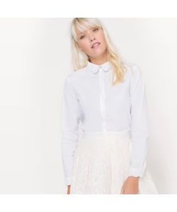 MADEMOISELLE R | Рубашка С Красивым Воротником Из Хлопка