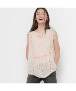 Vero Moda | Блузка Без Рукавов С V-Образным Вырезом И Помпонами Vmsilja