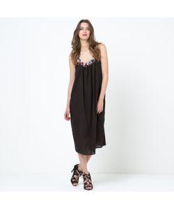 SOFT GREY | Платье Расклешенное
