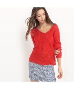 Suncoo   Пуловер Из Плотного Трикотажа Pavel