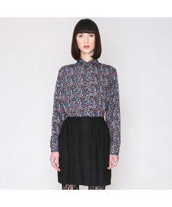 Pepaloves | Рубашка С Цветочным Принтом И Длинными Рукавами