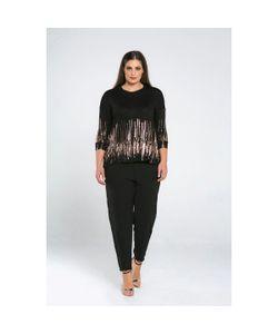Mat Fashion   Пуловер С Круглым Вырезом Из Тонкого Трикотажа