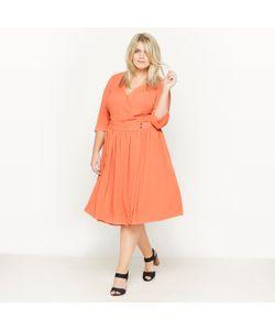 CASTALUNA | Платье В Форме Каш-Кёр Со Складками