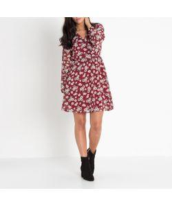 LENNY B | Платье С Длинными Рукавами И Перекрещивающимся Верхом Douce Douce