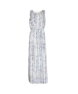 SCENARIO | Платье Длинное Без Рукавов С Завязками На Поясе