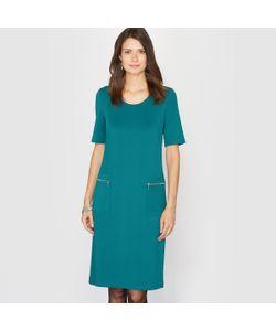 ANNE WEYBURN | Платье Из Рельефного Трикотажа