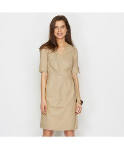 ANNE WEYBURN | Платье С Преобладанием Льна
