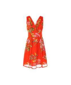Rene Derhy | Платье Без Рукавов С Цветочным Рисунком