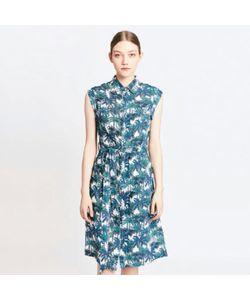 MIGLE+ME | Платье-Рубашка С Рисунком