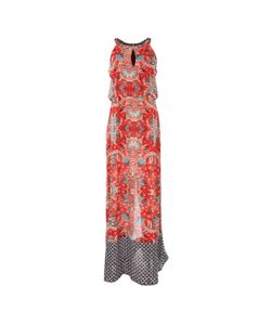 Rene Derhy | Платье Длинное С Рисунком