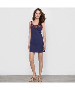 R édition | Платье С Вышивкой В Этническом Стиле