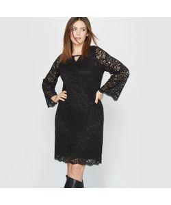 CASTALUNA | Платье Кружевное