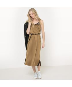 R édition | Платье Из Сатина