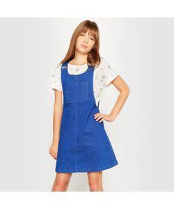R pop | Платье-Комбинезон Из Денима 10-16 Лет